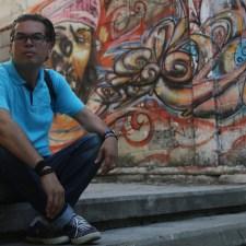 Guerrero, camino al infierno: charla con David Espino