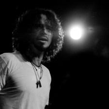 Say hello to heaven, Chris Cornell