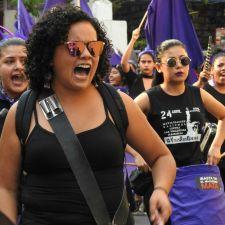 Las mujeres del sur siguen en resistencia