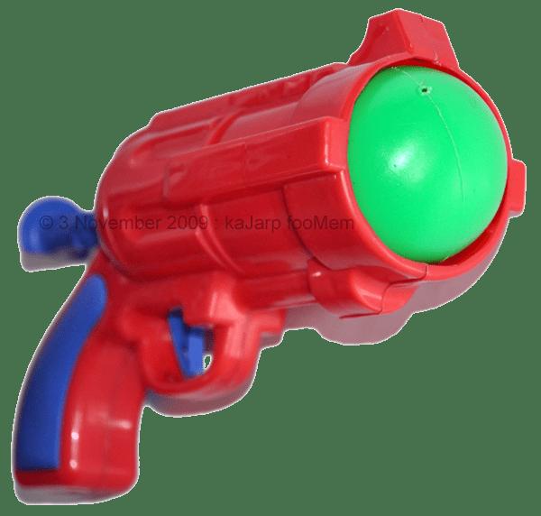 Plastic Spring Gun