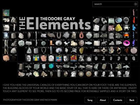 ตารางธาตุ สวยๆ ด้วยรูปถ่ายของจริง โดย ธีโอดอร์ เกรย์ (Theodore Gray: the Elements) (2/6)