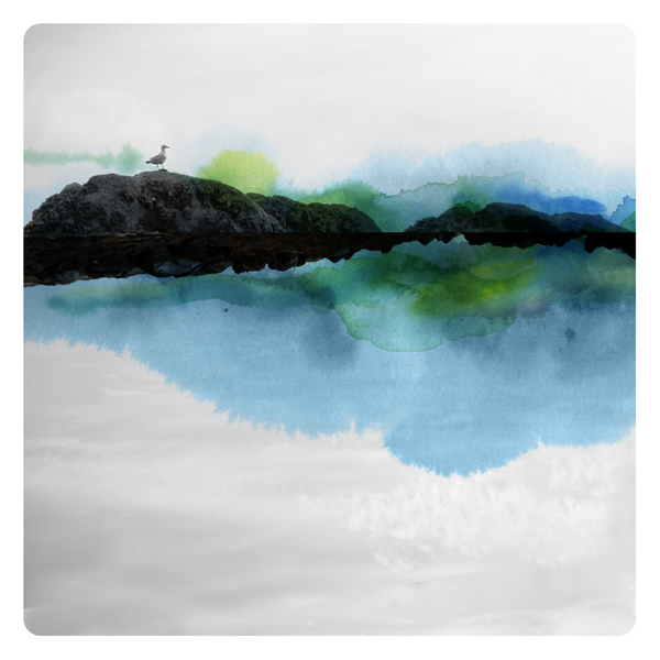 งานภาพถ่าย ผสานสีน้ำ งามงามของ Fabienne Rivory (3/3)