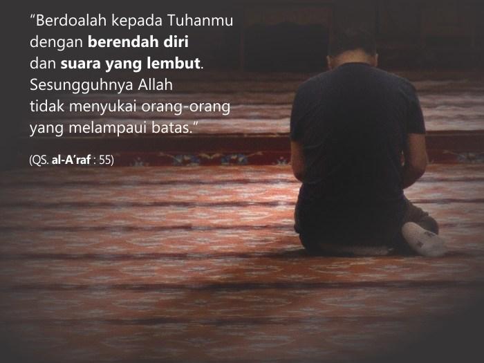kiat meraih doa mustajab