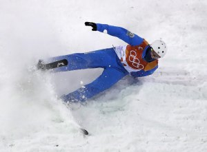 Bohannon Olympic Men's Aerials
