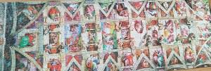 Sistine Chapel puzzle