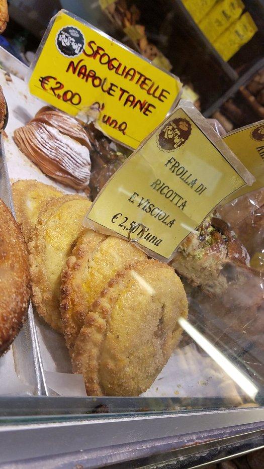 Roscioli Bakery.
