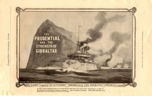 Prudential Insurance early advertising