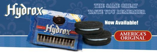 Hydrox FTC complaint against Oreo's