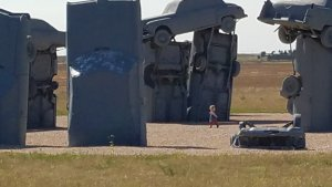 Carhenge viewer