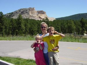 Crazy Horse 2003 plus my family