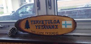 Tervetuloa Yetavahi, Welcome Friends