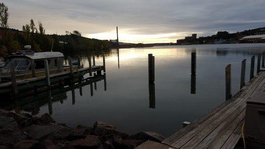 Hancock Harbor, Michigan