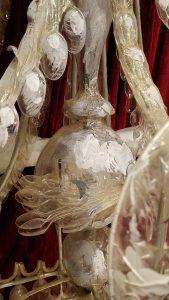 Stratford chandelier prop