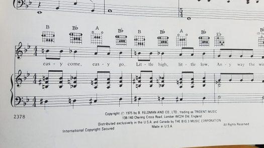 Bohemian Rhapsody sheet music