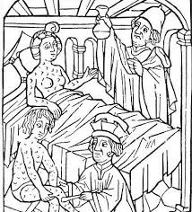 Syphilis depiction