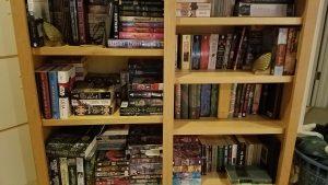 SF fantasy books