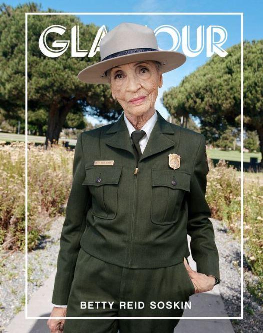 Soskin, Glamour magazine.