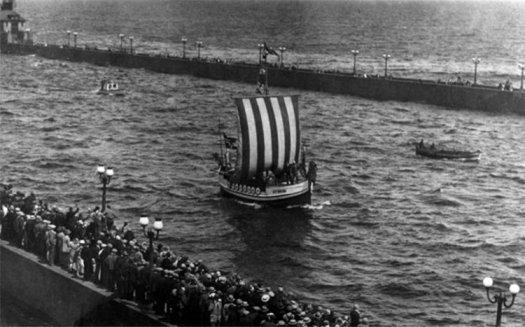 Leif Ericson ship reproduction