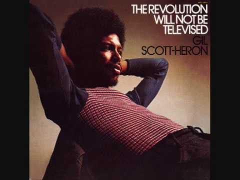 Gil Scott-Heron album cover