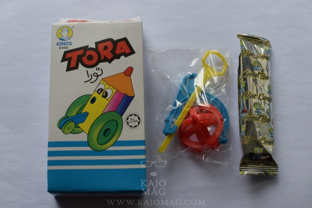 Were you a Tora fan or a Ding Dang fan?