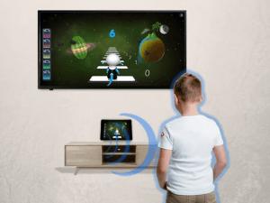 Motion based games
