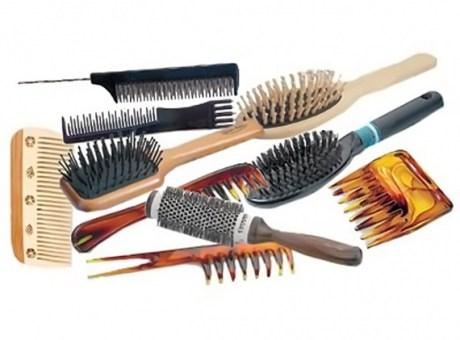 Играть расчесываем волосы