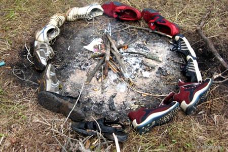 На сколько ставить сушилки в обувь