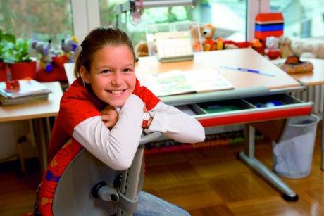 письменные принадлежности для ребенка?