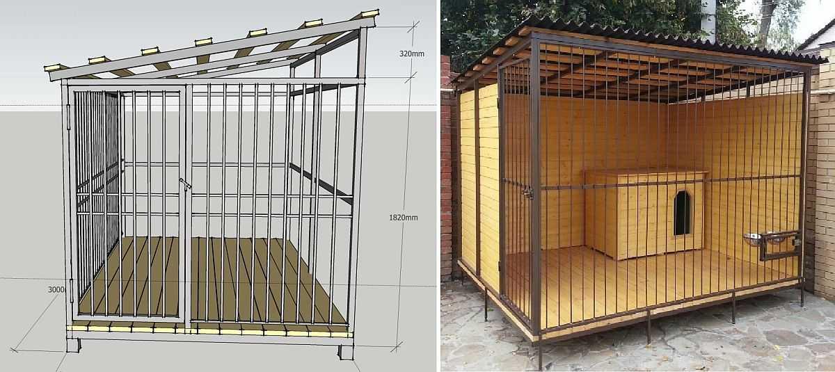 Wolter kendiniz yapın: (100+ fotoğraf), şemalar, çizimler ve videolar Hızlı ve doğru aviary nasıl inşa edilir