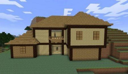 Minecraft'ta Binaları Prigate Nasıl