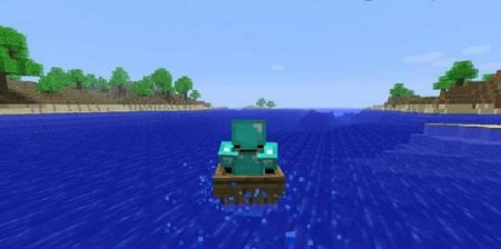 Paano Scream Boat sa Minecraft.