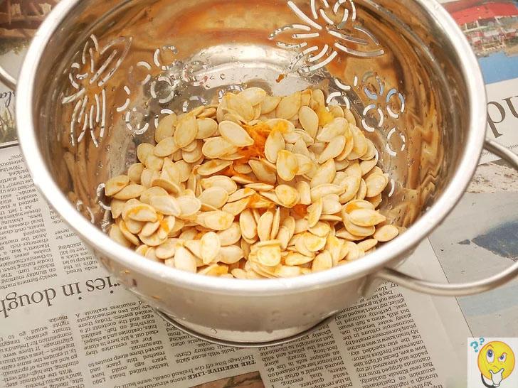 Букет из тыквенных семечек рецепт молока