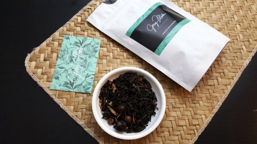 Świat herbaty Gray Moka 6