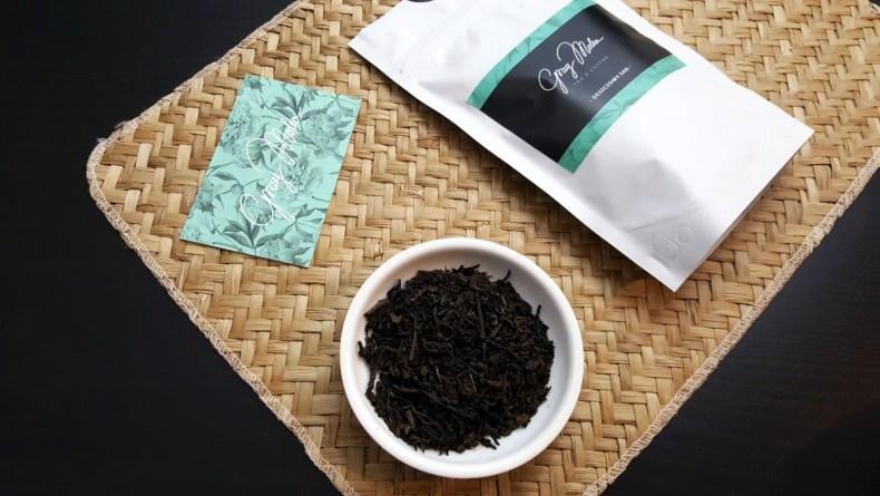 Świat herbaty Gray Moka 7