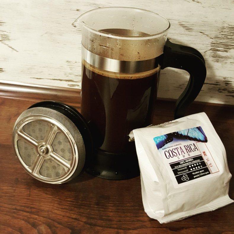 MK Cafe Fresh świeżo palone kawy ziarniste 5