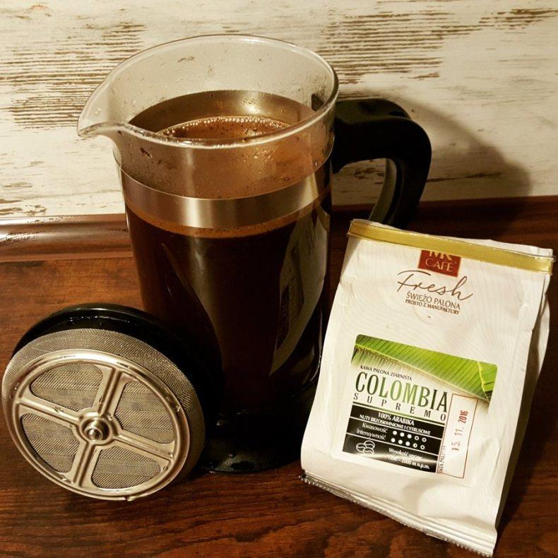 MK Cafe Fresh świeżo palone kawy ziarniste 4