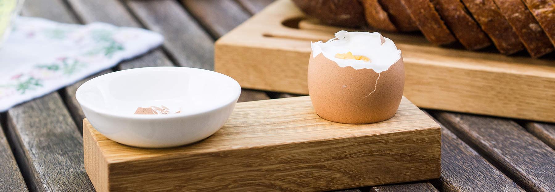 Eierbecher  klotzaufklotz  Exzellente Holzprodukte