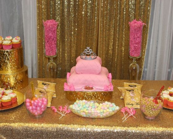 Baby Shower – It's a Girl!
