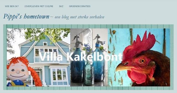 Villa Kakelbont
