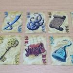 バーストが恐くて海賊が出来るかっ!特殊能力とカード効果盛りだくさんのバースト系ゲーム「デッドマンズドロー」