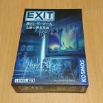 難易度は初級から中級へ!Exitシリーズ第4弾「Exit 北極の調査基地」