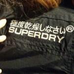 """変な洋服ブランド""""Superdry極度乾燥しなさい。"""" イギリスで超流行ってる!"""