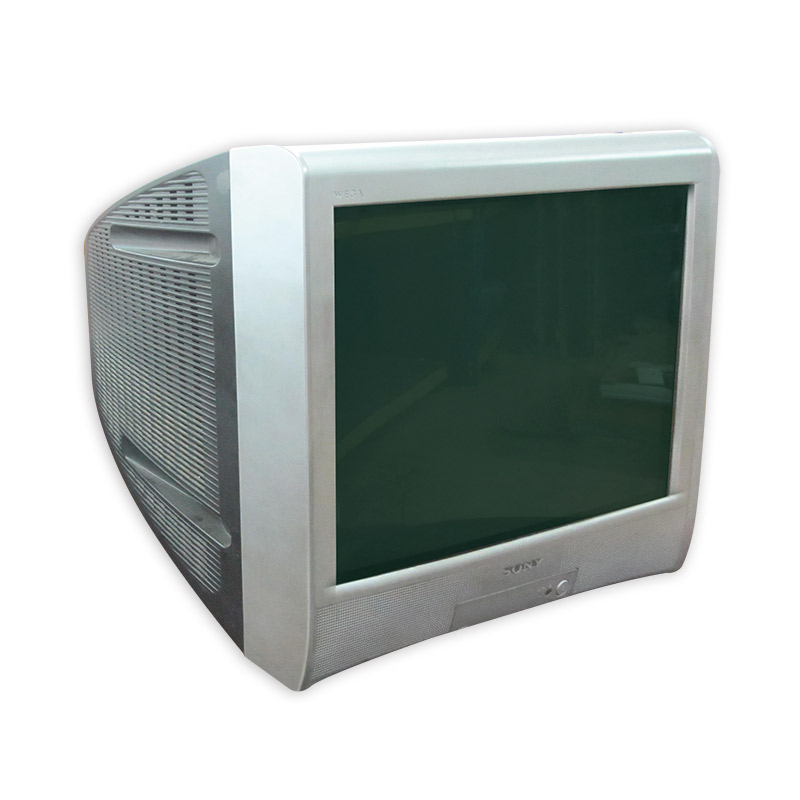 big screen sony crt