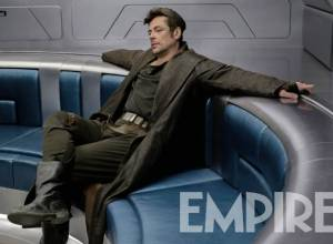 DJ Benicio Del Toro Star Wars The Last Jedi