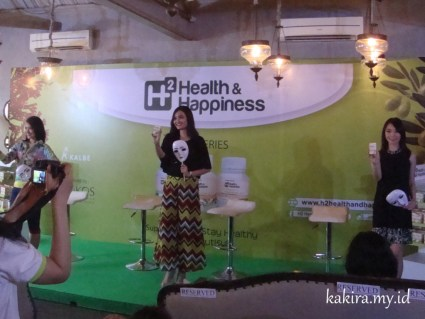 Launching H2 Health & Happiness