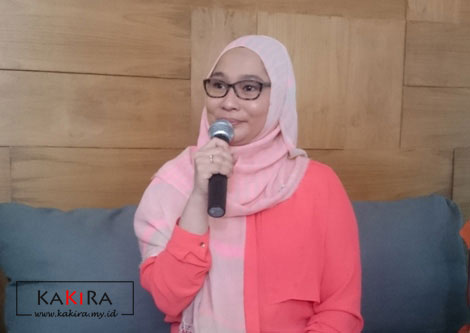 Syafarina Fauziah Nasution, Corporate Affairs Manager PT Nutricia Indonesia