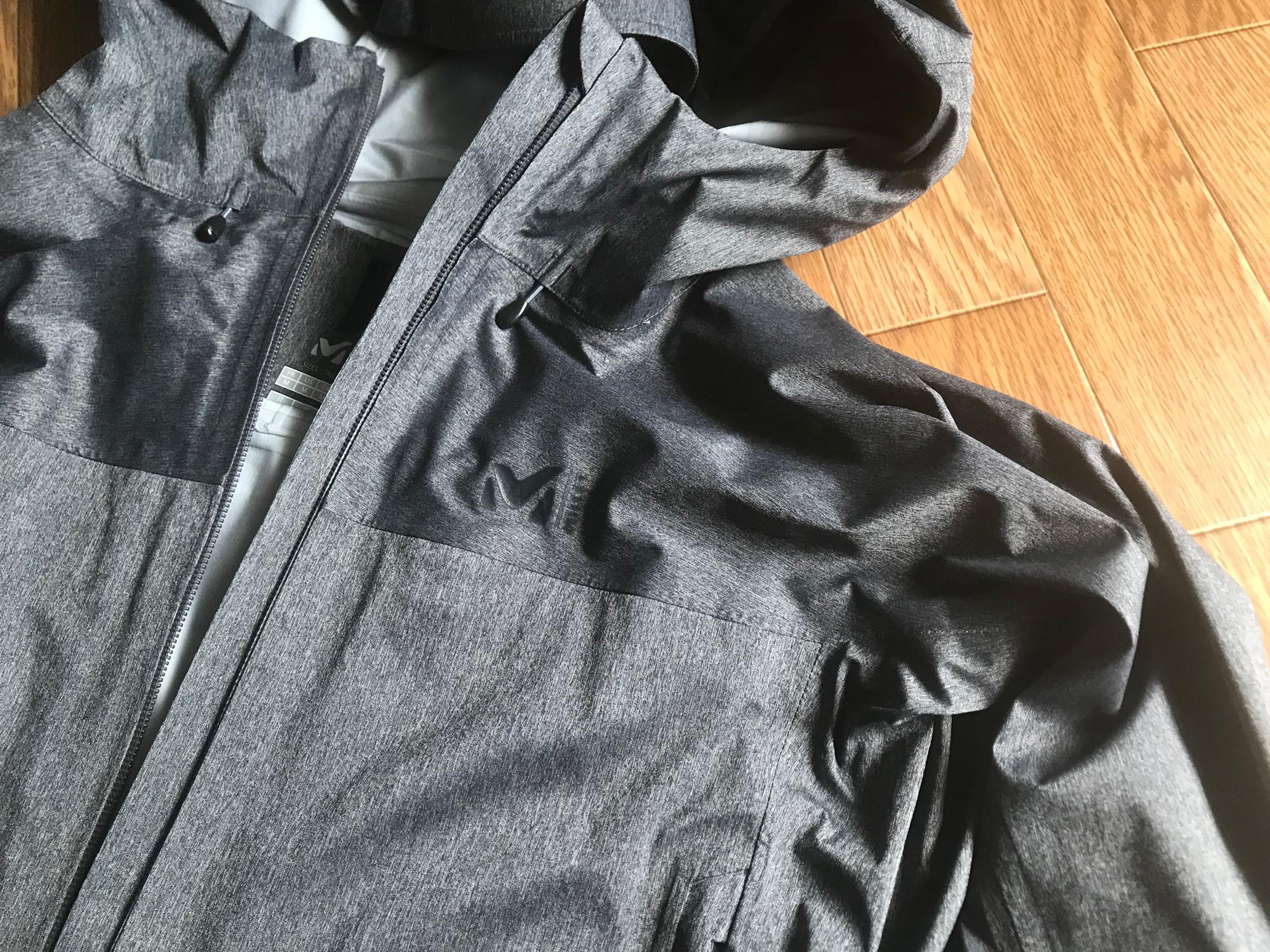 Millet(ミレー)の夏用レインウエア「ティフォン50000」ストレッチジャケットが快適!なのでちょっとレビュー