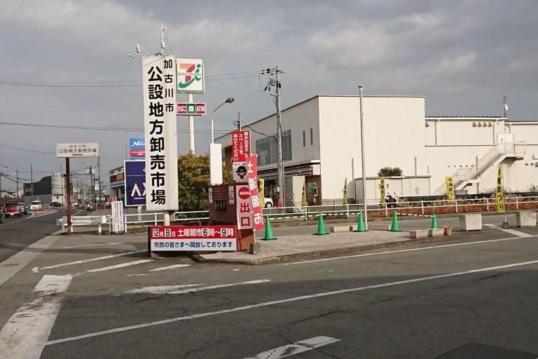 【加古川市】12月9日(日)は加古川市場まつりで安くて新鮮な野菜や水産物を手に入れよう!