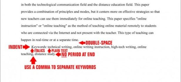 akademsko pisanje na engleskom