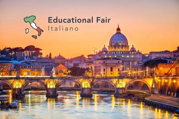 educational fair italiano